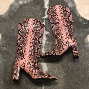 Marc Fisher Uday Knee High Boots
